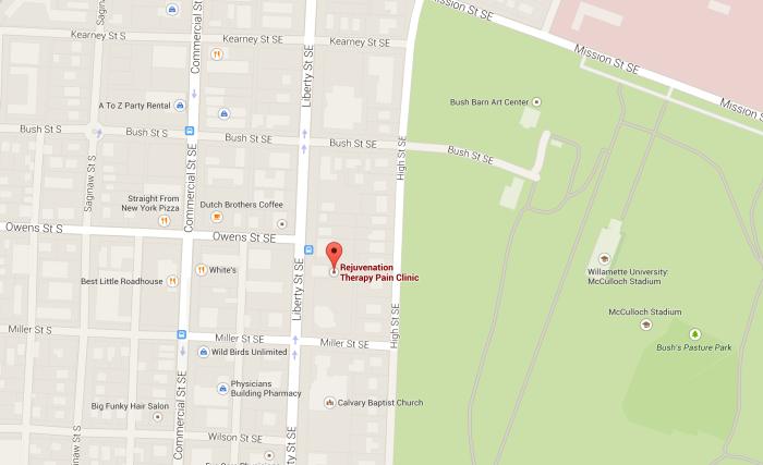 Google-Map-Rejuvenation-Therapy-Pain-Clinic-Salem